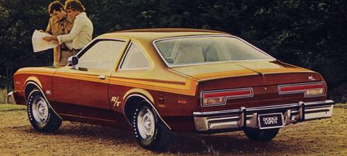 1976-1977 Dodge Aspen R/T stripe packages | For FMJ Bodies ...