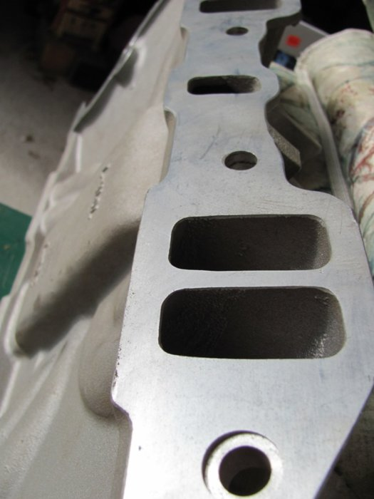 SOLD - NOS Holley Street Dominator intake - non EGR | For