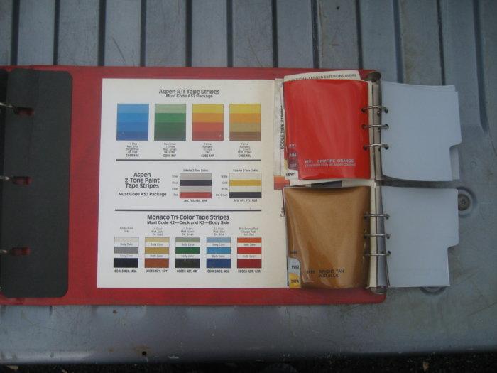 1978 Dodge Data books (5).JPG