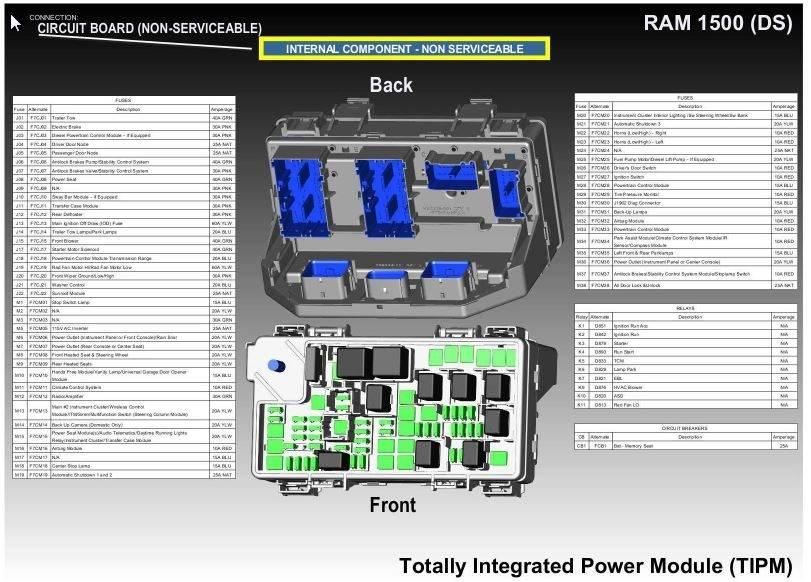 2012 Ram pickup TIPM wiring.JPG