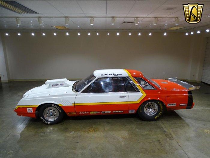 For sale 1980 dodge mirada drag car for fmj bodies only for Miranda motors used trucks