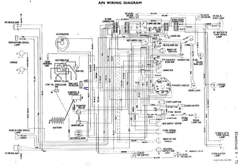 1976 wiring diagrams for fmj bodies only. Black Bedroom Furniture Sets. Home Design Ideas