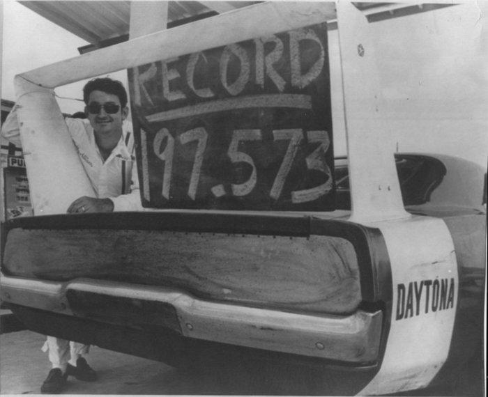 Aug_ 26, 1969 Bobby Allison 197_ at Talladega  test  driving Charger Daytona DC-93.jpg