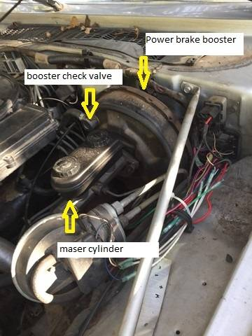 Power Brake Booster Replacement | For FMJ Bodies Only