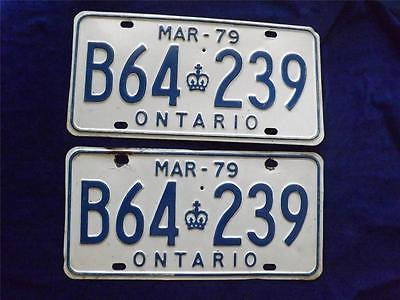 ONTARIO-CAR-LICENSE-PLATE-1979-B64-239-PAIR.jpg