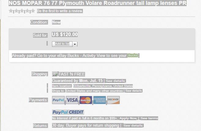 Screenshot_2019-07-09 NOS MOPAR 76 77 Plymouth Volare Roadrunner tail lamp lenses PR eBay.png