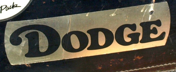 WANTED - Dodge sticker like this one.JPG